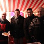Dätsch gab's wieder am SPD-Stand in Bad Rodach.