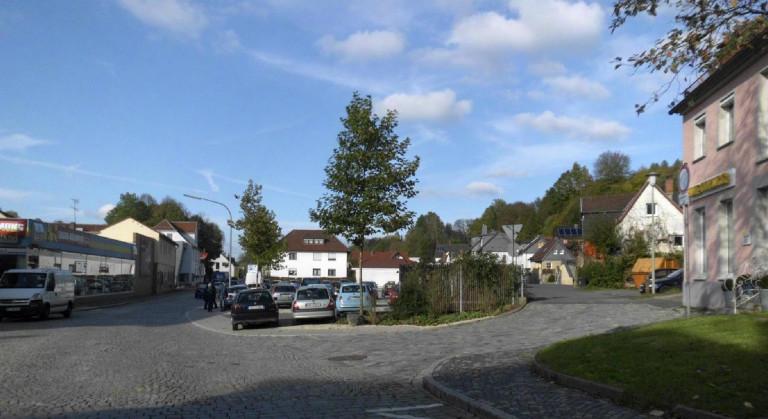 Krahenberg von der Innenstadt