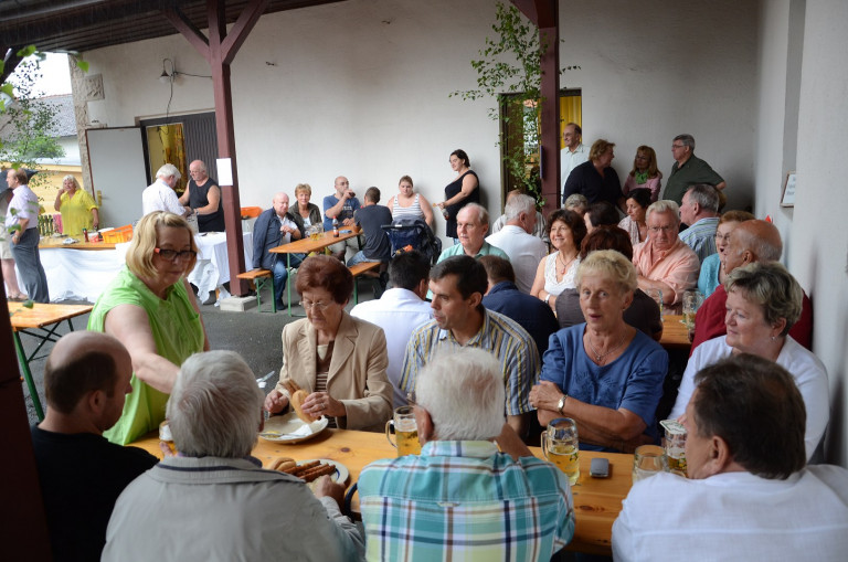 Säulafest 2014, SPD Gundelsdorf