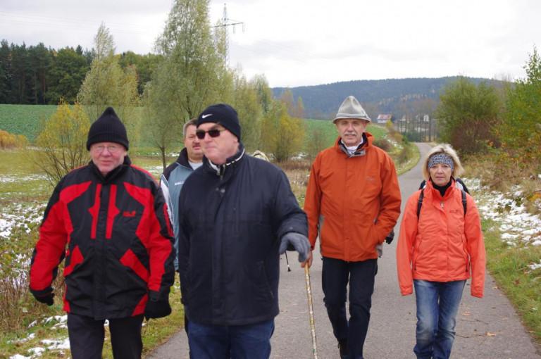 Herbstwanderung 2012 - 2