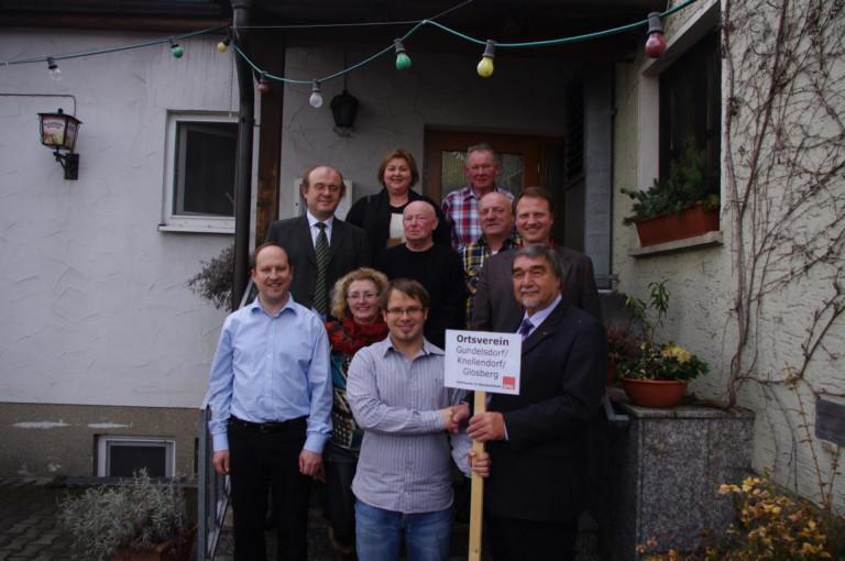 SPD OV Gundelsdorf 2013